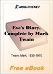 Eve's Diary, Complete for MobiPocket Reader