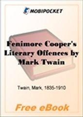 Fenimore Cooper's Literary Offences for MobiPocket Reader