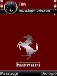 Ferrari 2 Theme for Nokia N70/N90