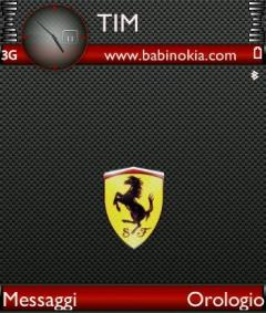 Ferrari Theme for Nokia N70/N90
