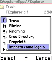 FileExplorer (Italian version)
