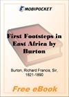 First Footsteps in East Africa for MobiPocket Reader