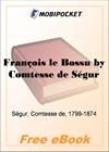 Francois le Bossu for MobiPocket Reader