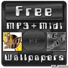 Free MP3 Midi Wallpapers for Symbian