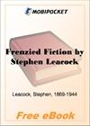 Frenzied Fiction for MobiPocket Reader