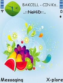 Fruits 2 Theme