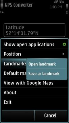 GPS Coordinate Converter