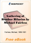 Gathering of Brother Hilarius for MobiPocket Reader
