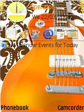 Gibson Les Paul Theme