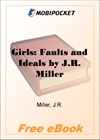 Girls: Faults and Ideals for MobiPocket Reader