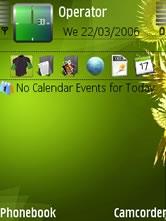 Green Addiction Theme
