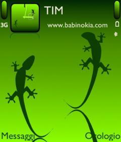 Green Jeko Theme