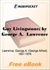 Guy Livingstone for MobiPocket Reader