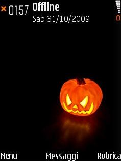Halloween '09 Theme