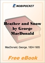 Heather and Snow for MobiPocket Reader