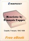 Henriette for MobiPocket Reader