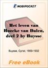 Het leven van Rozeke van Dalen, deel 2 for MobiPocket Reader