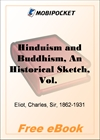 Hinduism and Buddhism, An Historical Sketch, Vol. 2 for MobiPocket Reader