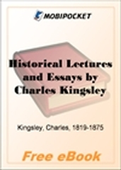 Historical Lectures and Essays for MobiPocket Reader
