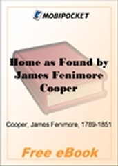 Home as Found for MobiPocket Reader