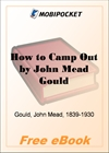 How to Camp Out for MobiPocket Reader