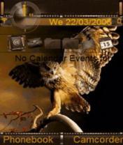 Hunting Owl Theme