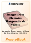 Images from Memoirs of Marguerite de Valois for MobiPocket Reader