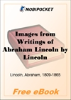 Images from Writings of Abraham Lincoln for MobiPocket Reader
