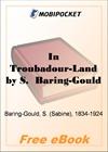 In Troubadour-Land for MobiPocket Reader