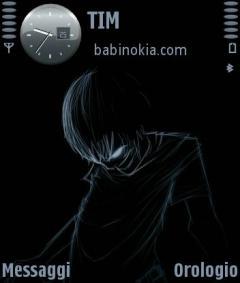 Inner Theme for Nokia N70/N90