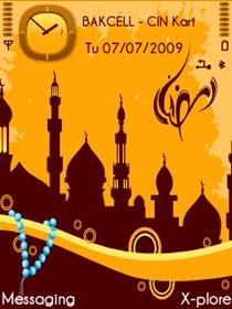 Islamic World Theme