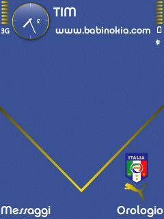 Italia Theme for Nokia N70/N90