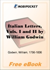 Italian Letters, Vols. I and II for MobiPocket Reader