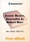 Jennie Baxter, Journalist for MobiPocket Reader