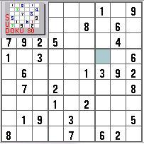 K&G Sudoku (S80)