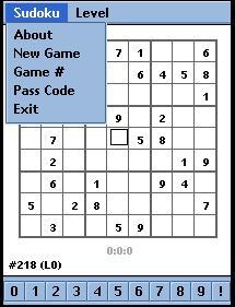 K&G Sudoku (UIQ)