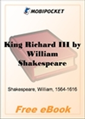 King Richard III for MobiPocket Reader