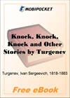 Knock, Knock, Knock and Other Stories for MobiPocket Reader