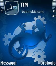 Kubuntu Theme for Nokia N70/N90