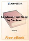 Landscape and Song for MobiPocket Reader
