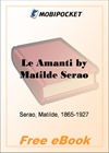 Le Amanti for MobiPocket Reader