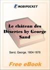 Le chateau des Desertes for MobiPocket Reader