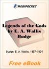 Legends of the Gods for MobiPocket Reader