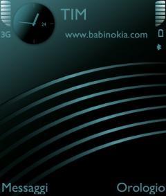 Like Haze Theme for Nokia N70/N90