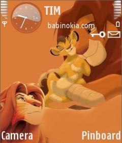 Lion King Theme
