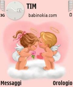 Little Angels Theme for Nokia N70/N90