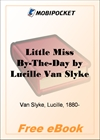 Little Miss By-The-Day for MobiPocket Reader