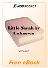 Little Sarah for MobiPocket Reader