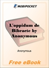 L'oppidum de Bibracte for MobiPocket Reader