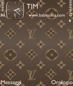 Louis Vuitton Theme